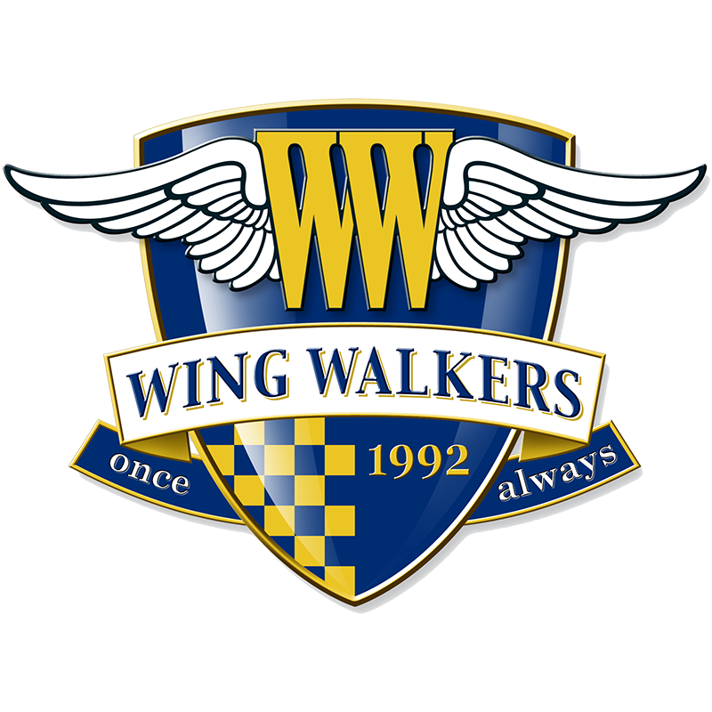 Wing Walkers' (virtual) Combat Squadron logo